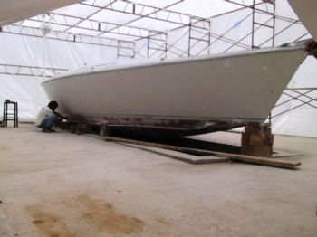Partheni Boatyard Paints Works
