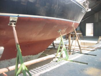 Partheni Boatyard Composites Works